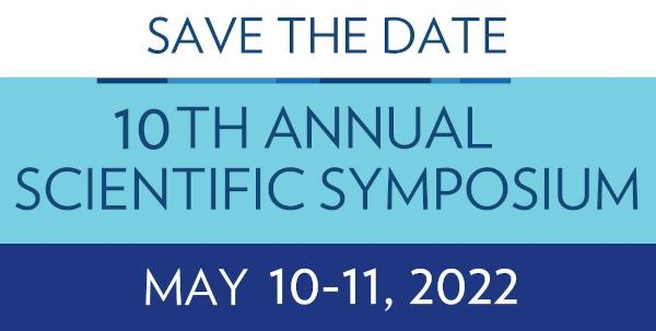 Save the Date May 10 to 11, 2022